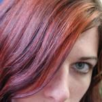 Purple Highlights Red Hair Obsession