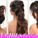 Quick Easy Hairstyles For School Long