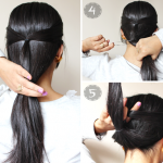 Quick Easy Minute Casual Updocute Simple Updos For Long Hair