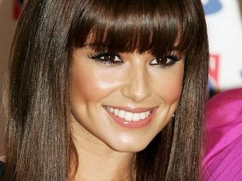 Quick Easy Shoulder Length Haircuts Bangs For Straight Hair Pics