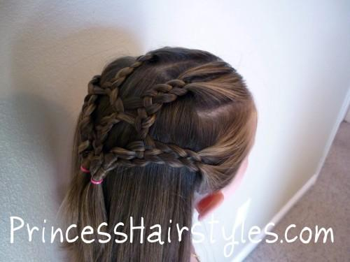 Recent Favorite Hairstyle Tutorial Waffle Cone Braid