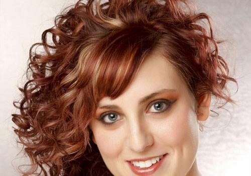 Red Curly Hair