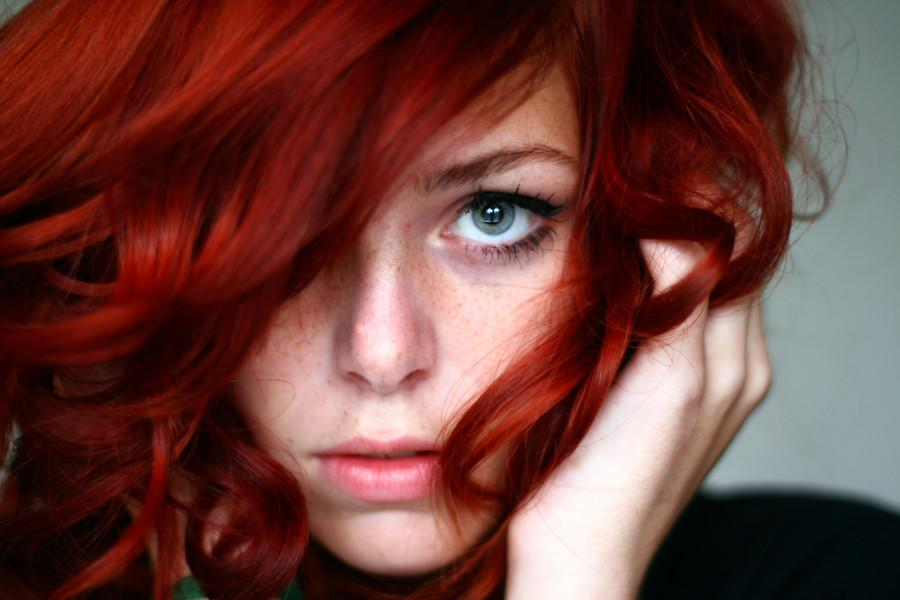 Red Hair Color Blue Eyes Shades Amazing Ideas Sophie Hairstyles 20548