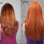 Red Hair Color Chart Loreal Result Does Not Show