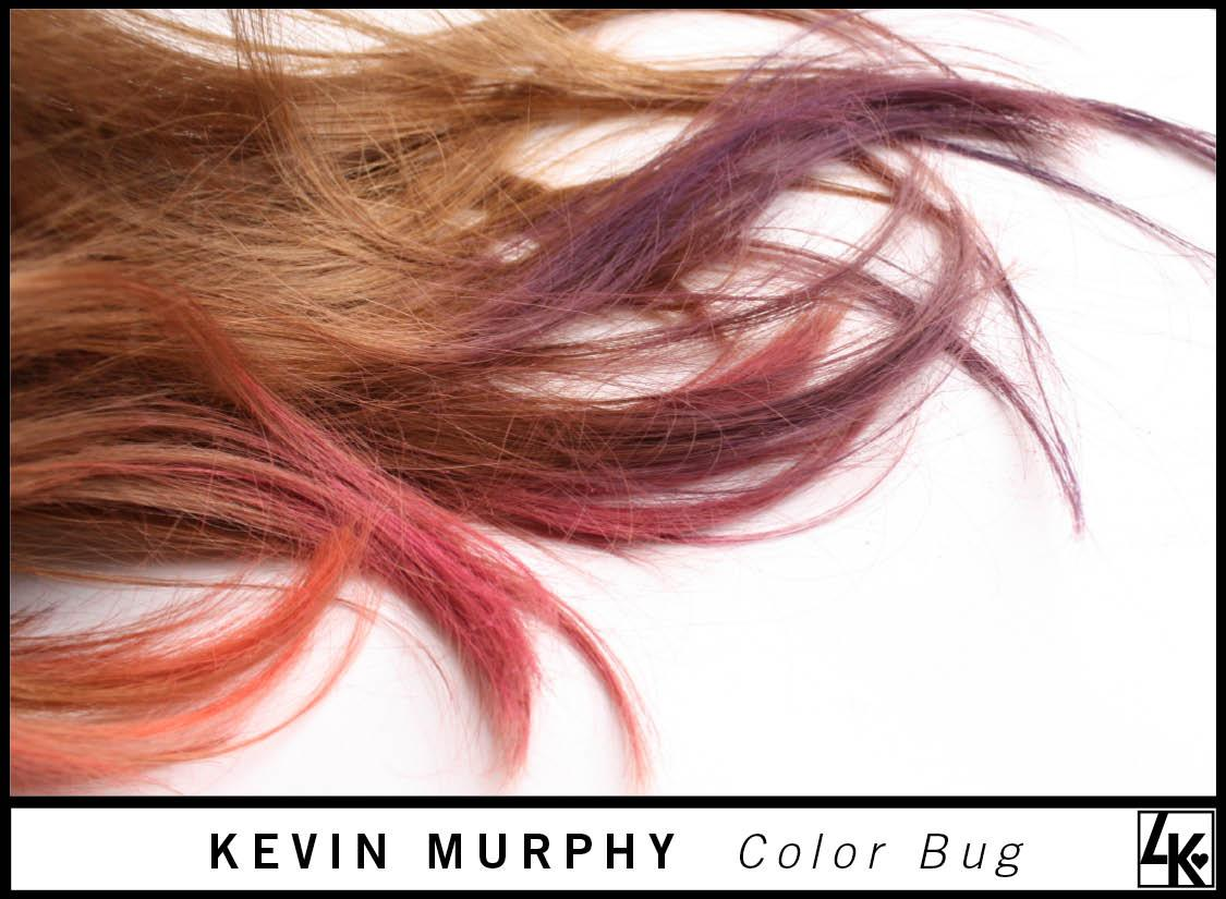 Red Hair Color Swatches Hot Hued Kevin