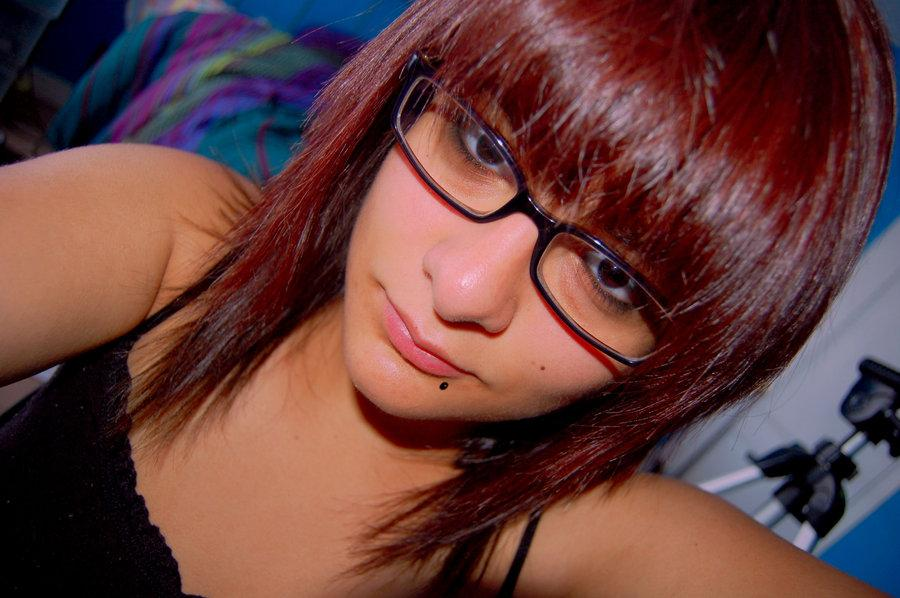 Red Hair Cool Uglyviolet