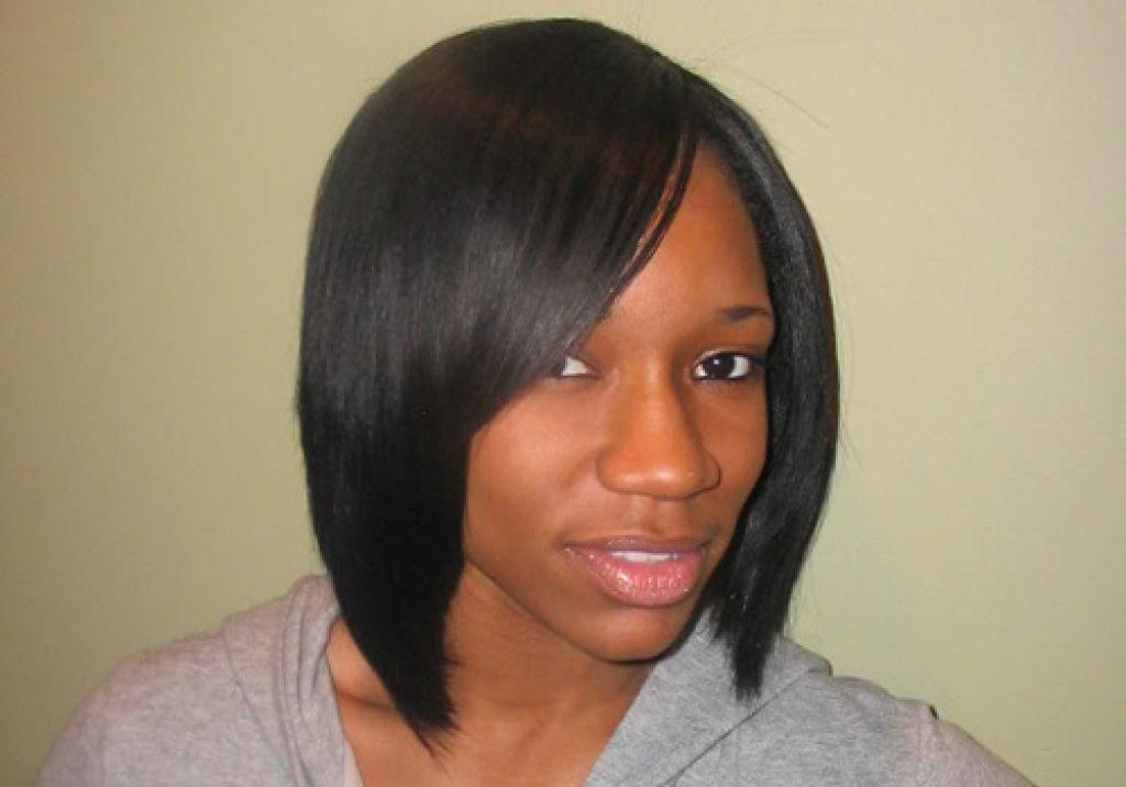 Related African American Bob Hairstyles