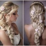 Related Braided Bridal Hairstyles For Long Hair