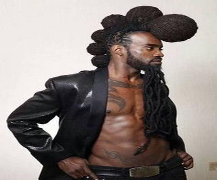 Related Post From Black Man Hairstyles