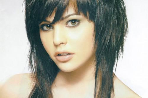 Related Short Punk Rock Hairstyles For Girls