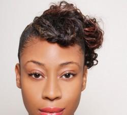 Remarkable Short Curly Hairstyles For Black Women