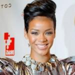 Rihanna Updo Hairstyles Cool Hairstyle