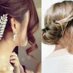 Romantic Wedding Hairstyles Soft Curled Updos Full