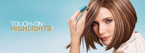 Salon Perfect Highlights Your Fingertips Touch Puts