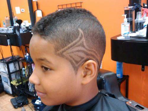 Saucy Fade Haircuts For Black Men