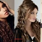 School Hairstyles For Curly Hair