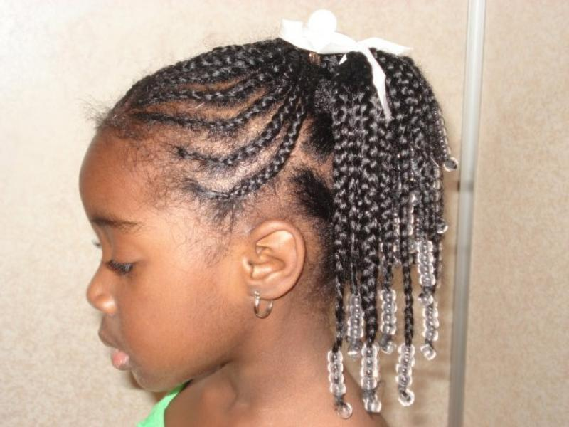 See How Wash Maintain Girl Braids Hairstyles