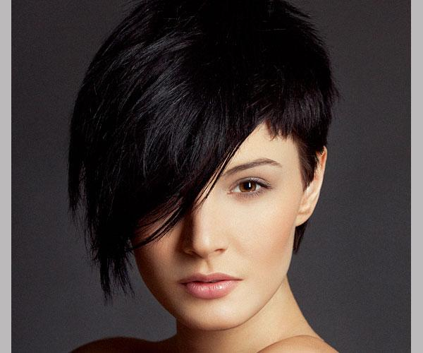 Sexy Short Hairstyles For Fine Hair Slodive Asymmetrical