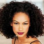 Short Black Curly Weave Hairstyles