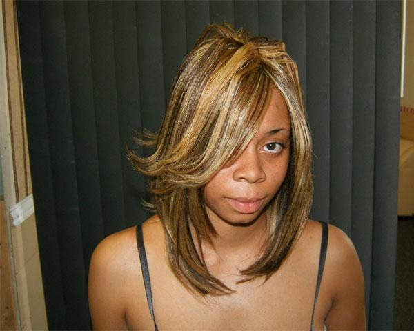 Short Black Hairstyles Weave One Side New Ideas