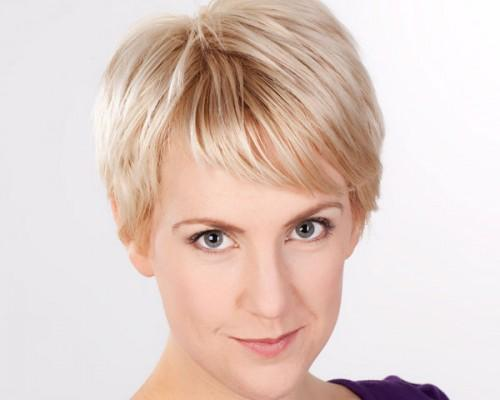 Short Flattering Hairstyles For Long Faces