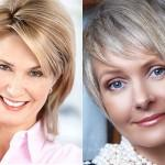 Short Haircuts For Mature Women Best Hairdresser