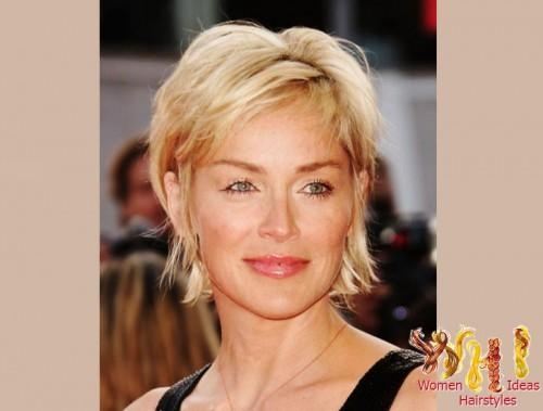 Short Haircuts Styles Haircut For Women Over