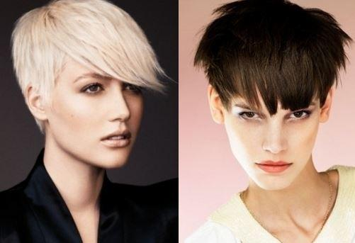Short Hairstyle Trends