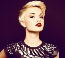 Short Hairstyles For Round Faces Womens Haircuts