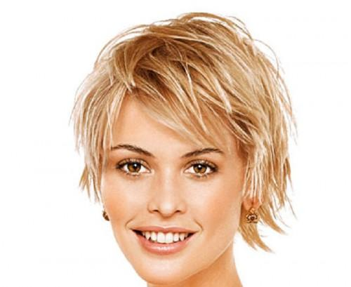 Short Hairstyles For Thin Hair Women Ideas
