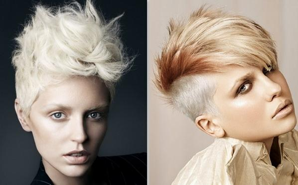 Short Hairstyles For Women Asymetric Hair