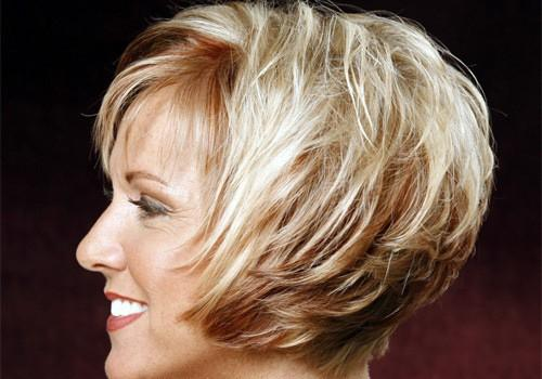 Short Hairstyles For Women Over Straight Hair
