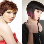 Short Layered Bob Hair Styles