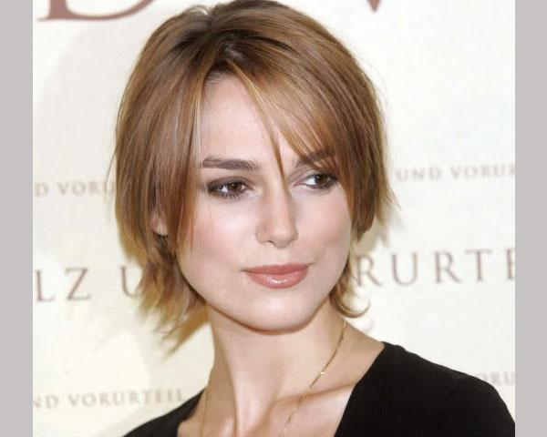 Short Layers Keira Knightley