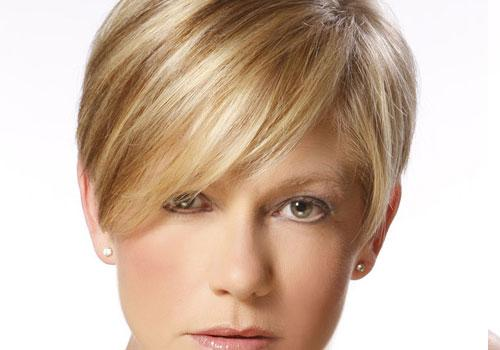 Short Simple Hairstyle