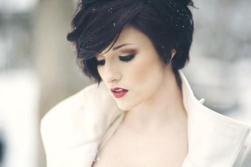 Short Wedding Hairstyles Which Look Hot