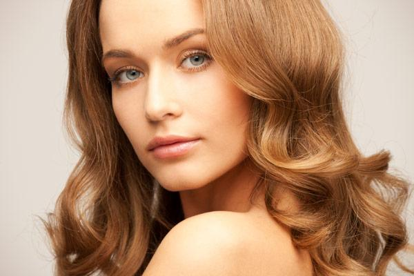 Show Off Layers Adding Some High Impact Curls When Curling Hair
