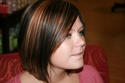 Simple Blonde Highlights Toned Red Hairs Gets Magical Appeal
