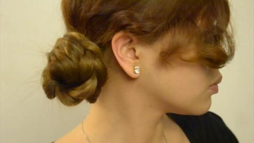 Simple Quick Hairstyles For Long Hair Step Preview