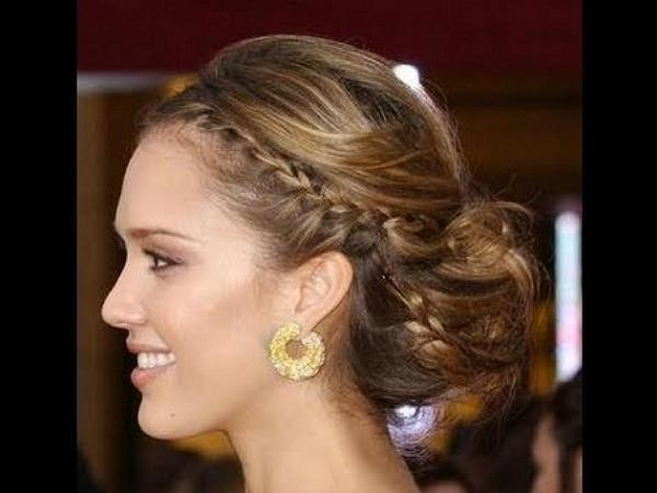 Simple Yet Beautiful Wedding Hairstyles