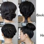 Six Simple Hairstyles For Work Back School