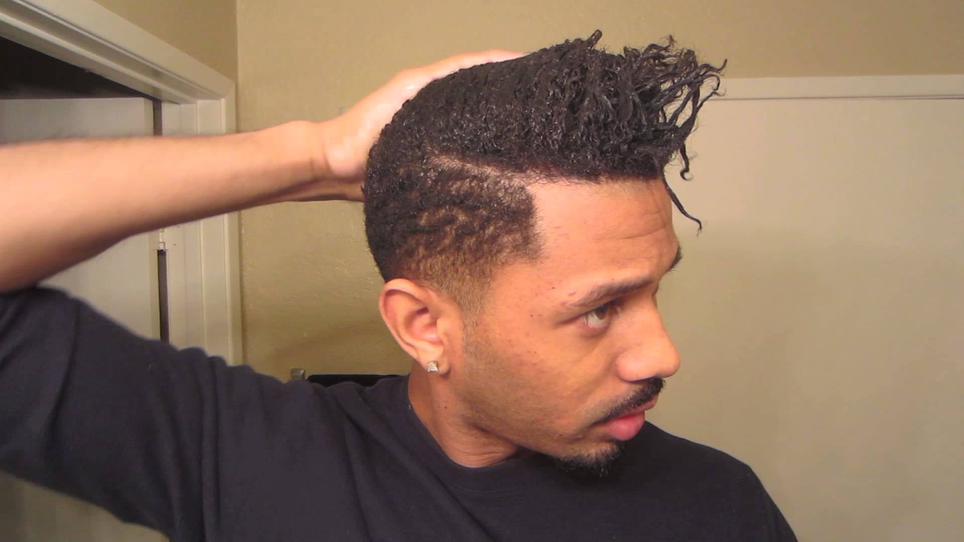 Sources Inspiration For Stunning Black Men Hair Style Sophie Hairstyles 13213