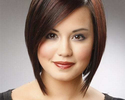 Spectacular Angled Bob Hairstyles
