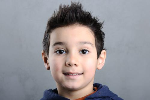 Spiked Cute Hairstyle For Little Boy Hairstyles Boys
