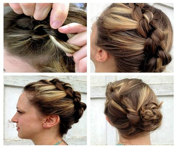 Step Beach Wedding Hairstyles