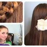 Str Slide Braid Cute Girls Hairstyles