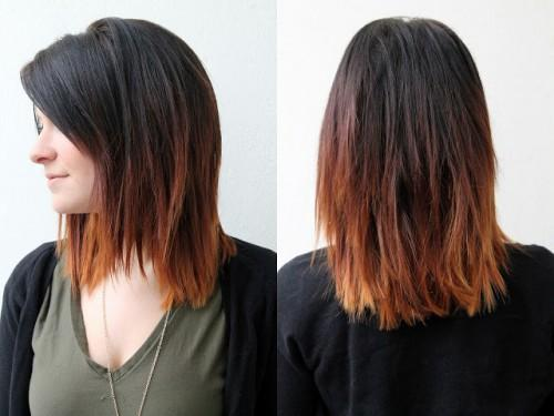 Stylish Ombre Hair Here Are More Hairstyles For Short
