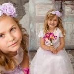 Suggestions For Flower Girl Hairstyles Make Sure Your