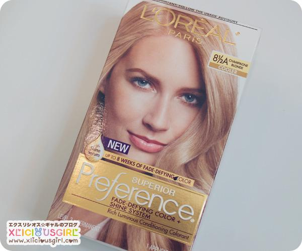 Superior Preference Champagne Blonde Hair Dye Review