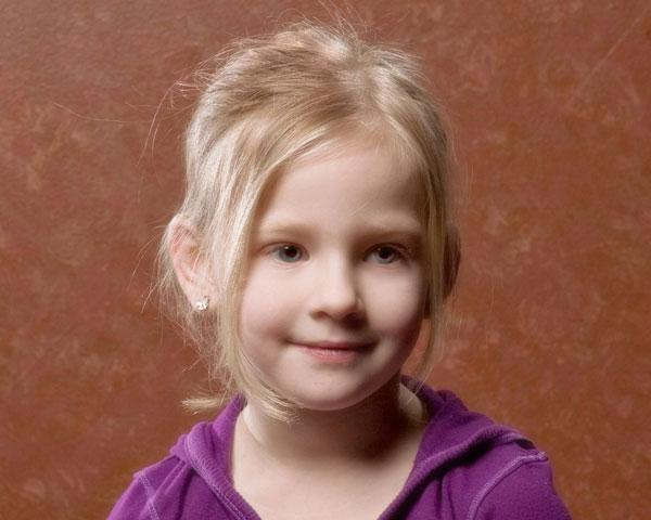 Sweet Little Girls Hairstyles